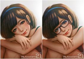 Ms Assistant 21 Kaede by magion02