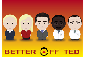 Better Off ted Toon by everyone92