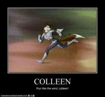 Colleen RUN by Benno123