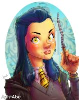 Hufflepuff by ArtistAbe