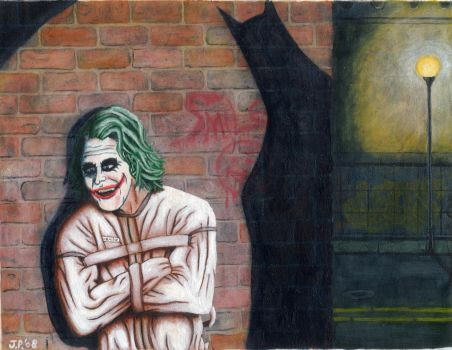 Joker's Night out by superpicciurro84