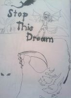 Stop This Dream uncolored by Only-a-Sound