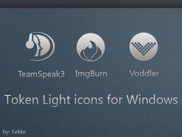 Token Light Icons by Fekke by Fekke