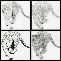 White Tiger project by Rikku123