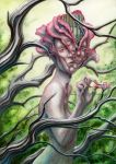 Dryad by Sweet-Bread