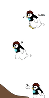 Tony penguin catoon2 by rinis7