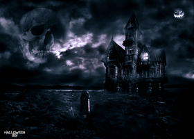 Halloween 2012 by Wexxer