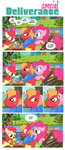 Special Deliverance Comic by PixelKitties
