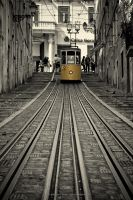 Ascensor da Bica by jpgmn