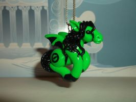 GreenMan, Peter Steele Commemorative Pendant by DeadHeartMare