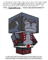 Cubeecraft - Panthro '2011' by CyberDrone