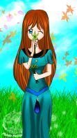 A Flower For You by Melody-Musique