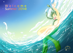 Welcome Summer 2014! by sira