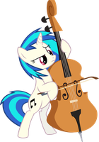 Swapping Jobs - Vinyl Scratch by ShinodaGE