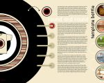 Round 'n Round Design by VelvetElvisDesign