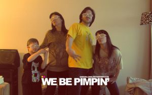 We Be Pimpin' by Enkera-2005