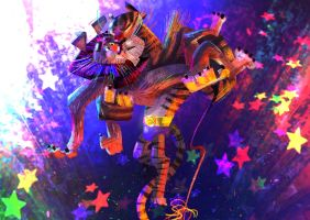 You are my fireworks by galgard