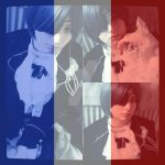 Pray for Paris - Ciel Phantomhive by AgentKikaeSparkes
