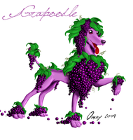 Grapoodle by Omny87