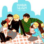 HP: Number Seven by stupit-apit