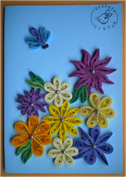Quilling - card 75 by Eti-chan