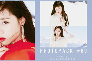 #89 PHOTOPACK-Sulli by vul3m3