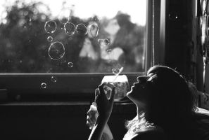 bubbles. by tygme