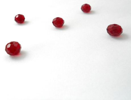 Commissionable: Pure Red by Wirejeweller
