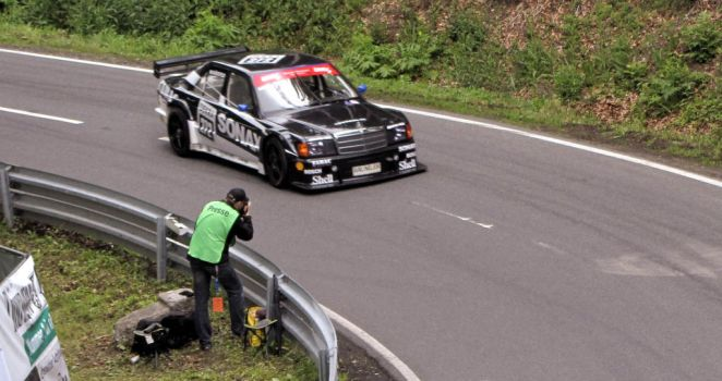 Mercedes Benz AMG 190E Evo2 by SWAT316