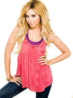 PNG Ashley Tisdale by LizBieber1D