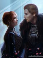Dragon Age Inquisition by shalizeh