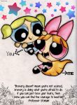 Powerpuff girl: Bubble and Blossom by WaizuTora