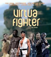 Virtua Fighter - The Movie by JPSpitzer