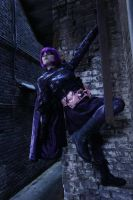 Hit Girl by Foxy-Cosplay