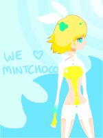 MintChoco Style by TheMadHattersMistres