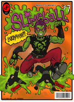 Slimeball Cover by jpzilla