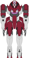 GNX-609T GN-XIII A-LAWS colors by ironscythe