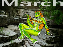 March by Lordstevie