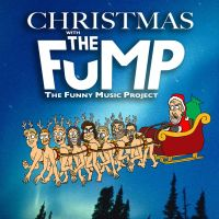 'Christmas With The FuMP' album cover by artbylukeski