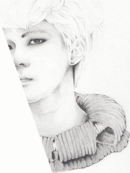 SEHUNNIE by misunderstoodpotato