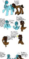 Mini Pony Comic by SpacePrinceGOD