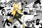Naruto of the Hidden Leaf by Myoyo