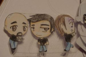 Ghost Adventures Crew by Chazia