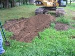 Old Septic Being Dug Out by ShockWaveX2