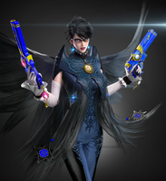 Bayonetta by DemonLeon3D