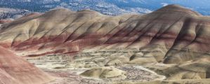Painted Hills by waveland