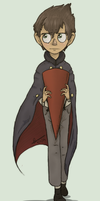 Over The Garden Wall: Wirt by 10SHADOW-GIRL10