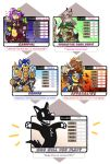 RPG Badges: New Character Classes Unlocked! by carnival