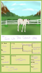 4703 TFR Give Up The Ghost by TsonianFieldsRanch