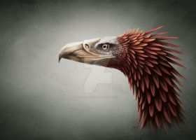 Mr. Feathers by JenTheThirdGal